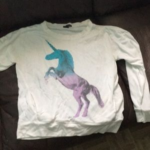 Tops - Cute Unicorn Top